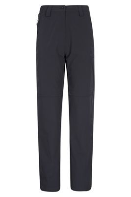 Mountain Warehouse Trek Stretch Womens Convertible Trousers ( Size: 6 )