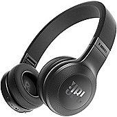 JBL E45, On-Ear Bluetooth Headphones Black