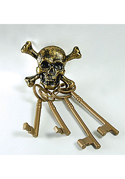 Bristol Novelty - Pirate Skeleton Keys - 24 cm