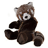 Charlie Bears Roxie Red Panda 46cm Plush Teddy Bear