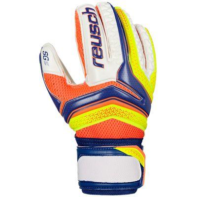 Reusch Serathor SG Finger Support Mens Goalkeeper Goalie Glove - 9