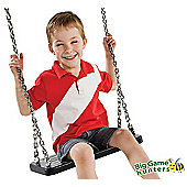 Heavy Duty Rubber Swing Seat with Chains