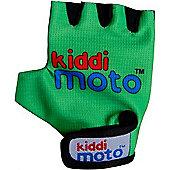 Kiddimoto Gloves Neon Green (Small)