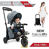 SmarTrike 7 in 1 Folding Smart Trike 500, Grey