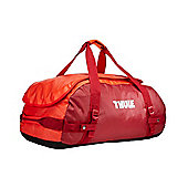 Thule Chasm Medium 70 Litre Roarange Red Orange Duffel Bag