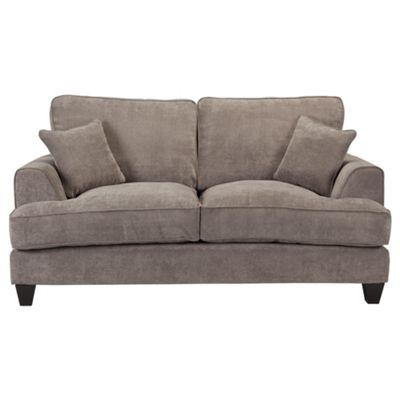 Kensington Fabric Small 2 Seater Sofa Grey