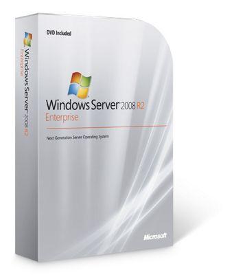 Microsoft Windows Server 2008 R2 Enterprise Reseller Option Kit