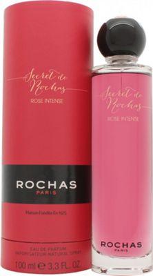 Rochas Secret de Rochas Rose Intense Eau de Parfum (EDP) 100ml Spray For Women