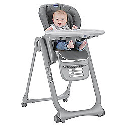 Chicco Polly Magic Relax Highchair Anthractie