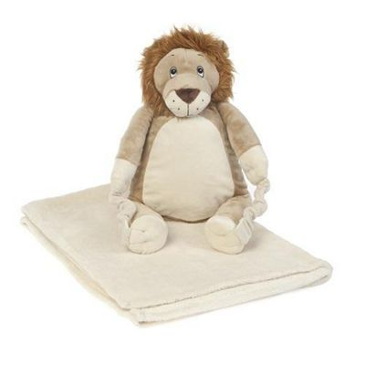 Bobo Buddies Blanket Backpack, Roary the Lion