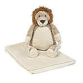 Bobo Buddies Blanket Backpack, Roary the Lion
