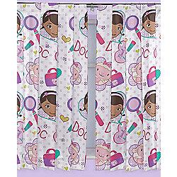 Doc McStuffins Curtains 54s