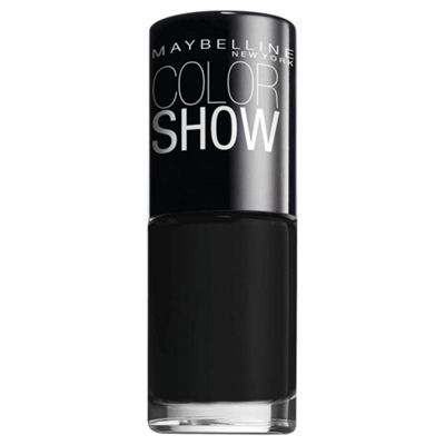 Maybelline Color Show Nail 677 Blackout