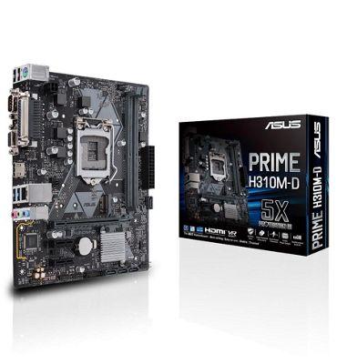 ASUS PRIME H310M-D Motherboard