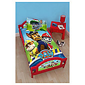 Paw Patrol Toddler Bed