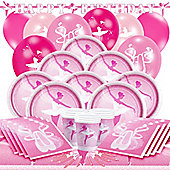 Ballerina Deluxe Party Pack for 16