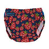 Konfidence Swim Nappy Strawberry