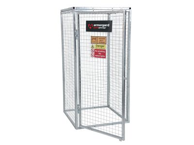 Armorgard Gorilla Bolt Together Gas Cage 900 x 900 x 1800mm