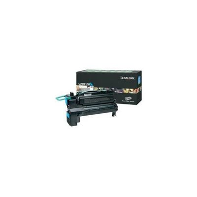 Lexmark C792 Program Print Cartridge (20K) - Cyan