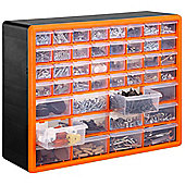 VonHaus 44 Multi Drawer Storage Cabinet Organiser