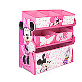 Disney Minnie Mouse Toy Organizer