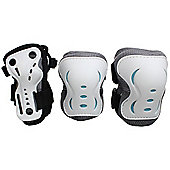 SFR AC760WB White/Blue 3 Pad Set