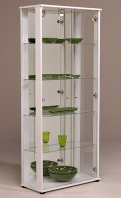 Parisot Oscar Display Cabinet - Megeve White