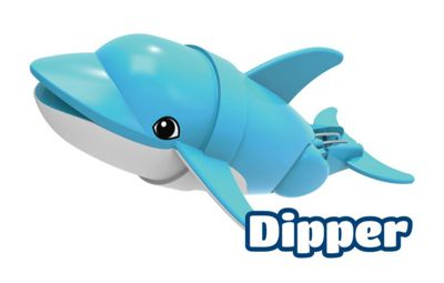 Lil' Fishys Motorised Water Pets Fish Dipper