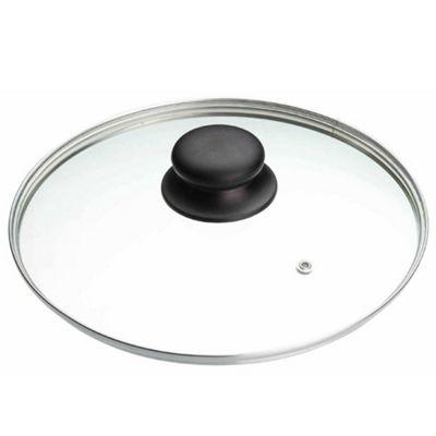 Master Class Glass Saucepan Lid, 26cm