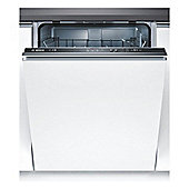 Bosch SMV40C00GB full size integrated Dishwasher A+ energy rating White 12 place settings