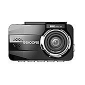Snooper DVR-4HD GPS Dash Cam with speed cameras