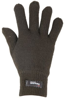 Mountain Warehouse Thinsulate Mens Knitted Gloves