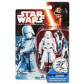 """Star Wars The Force Awakens 3.75"""" Figure First Order Snowtrooper"""