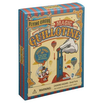 Flying Circus Magic Guillotine Trick