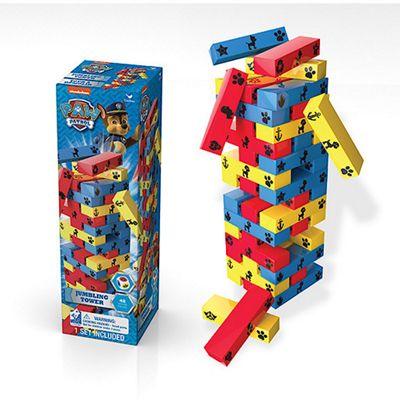 Paw Patrol Jumbling Tower Game