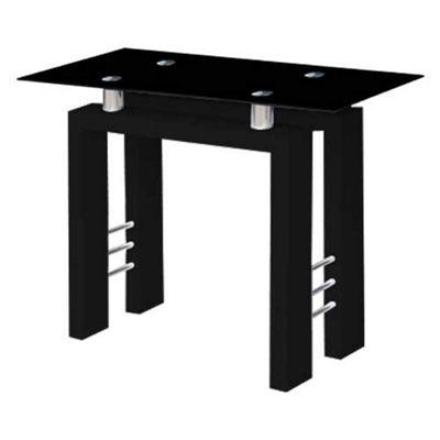 ValuFurniture Metro Console Table Black