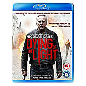 The Dying Of The Light Blu-Ray