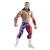 WWE Figure - British Bulldog