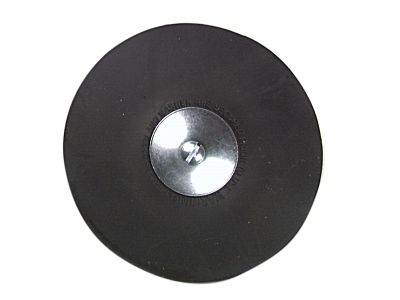 Black and Decker X32095 De Luxe Rubber Backing Pad 120mm