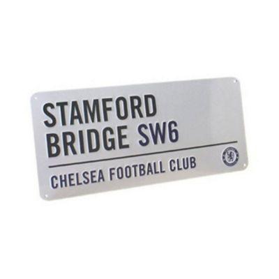 Chelsea FC 'Stamford Bridge' Street Sign