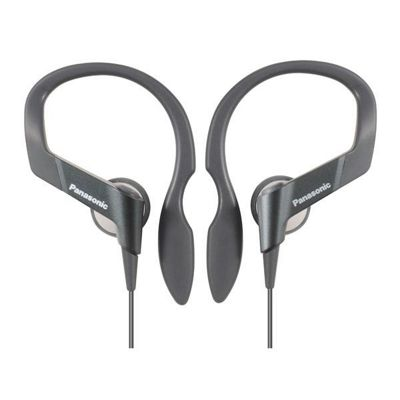 Panasonic HS33E-K Sports Headphones - Black