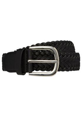 F&F Braided Belt S Black