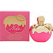 Nina Ricci Les Delices de Nina Eau de Toilette (EDT) 75ml Spray For Women