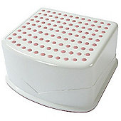 Tippitoes Step Stool (Pink)