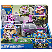 Paw Patrol Skye Jungle Copter with Pup - Spinmaster
