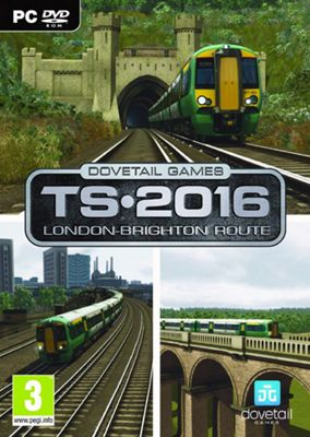 London to Brighton - Stand Alone and Add-on for Train Simulator 2015/2016