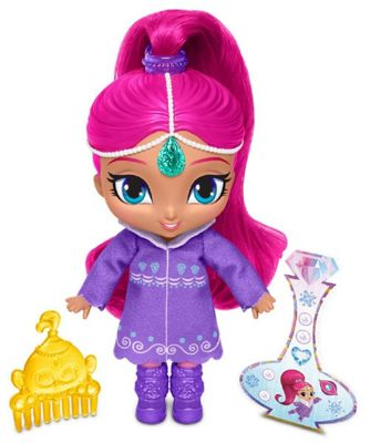 Fisher-Price Nickelodeon Shimmer & Shine Winter Wishes - Shimmer