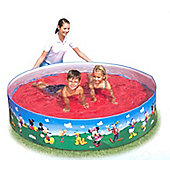 """Mickey Mouse Clubhouse Fill N' Fun Paddling Pool 72"""" - 91009"""