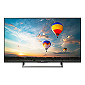 Sony KDXE8004  Inch 4K HDR Android SMART TV - Black