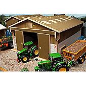 Brushwood Bt8100 Arable Shed - 1:32 Farm Toys